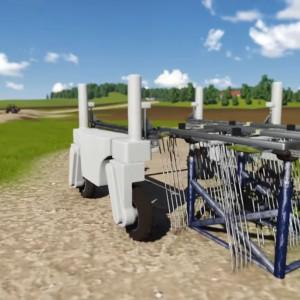 Robot zamiast Europejczyków na brytyjskich farmach