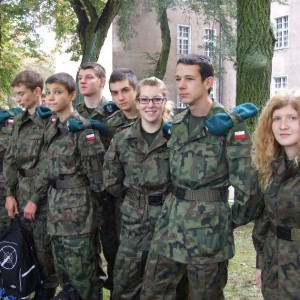 Klasy mundurowe narybkiem polskiego wojska