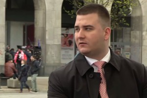 Bartłomiej Misiewicz znalazł nową pracę