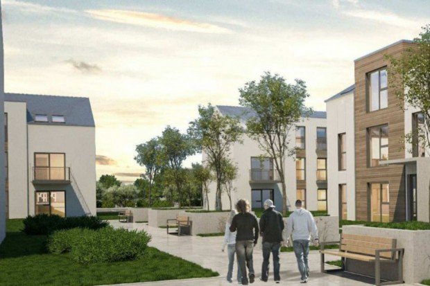 Osiedle mieszkaniowe ze strefą startupową? Peplin ma śmiałe plany