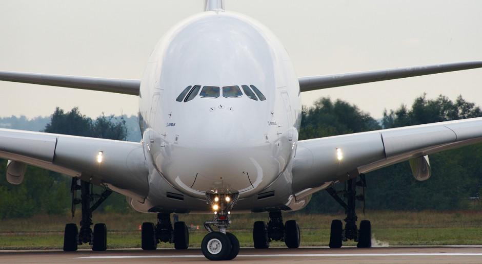 Airbus A380, jedna z najpopularniejszych konstrukcji koncernu Airbus, źródło: wikimedia.org/CC BY-SA 3.0