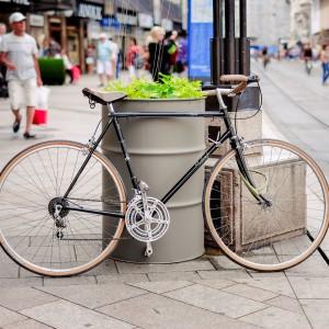 Służbowe rowery zamiast samochodów