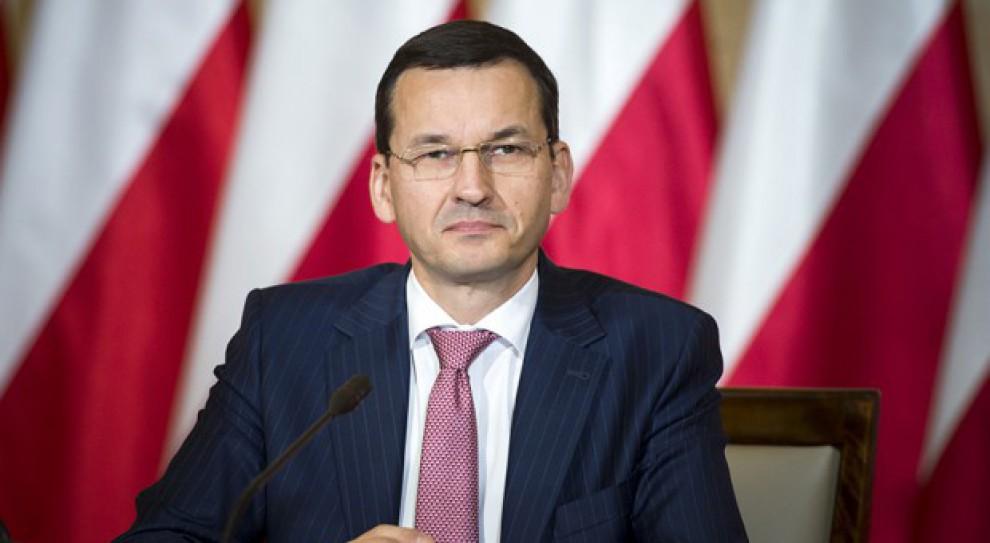 Mateusz Morawiecki: Niskie bezrobocie to efekt dobrego działania rządu