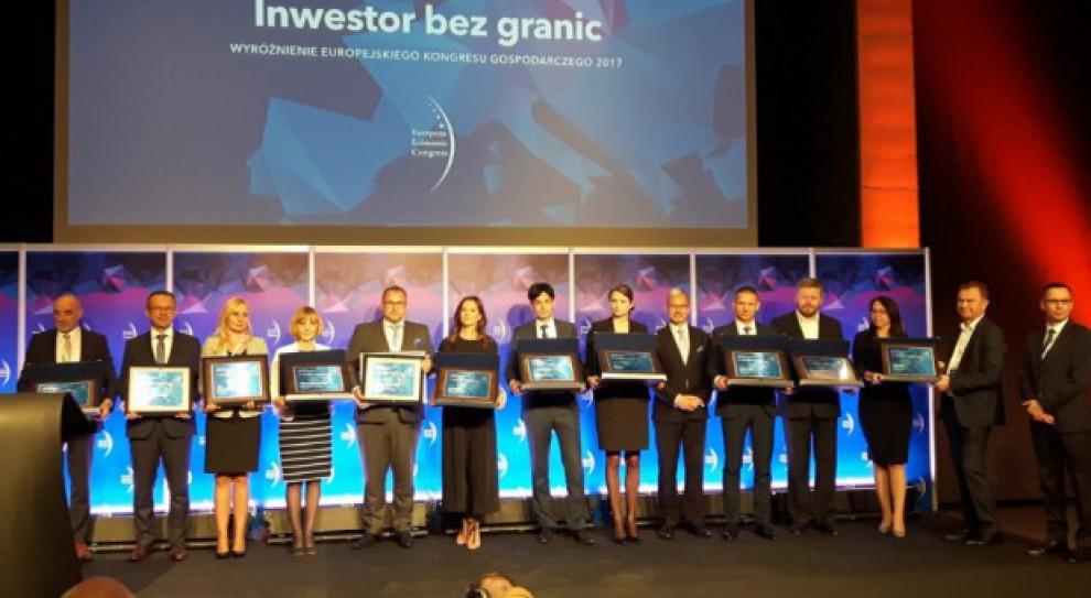 EEC: Inwestorzy bez granic uhonorowani podczas Europejskiego Kongresu Gospodarczego w Katowicach