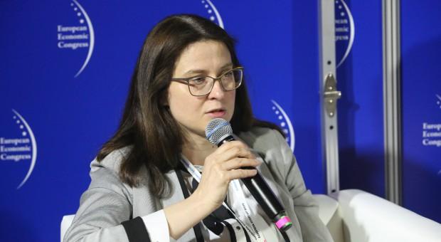 Monika Gładoch, zastępca przewodniczącego z Komisji Kodyfikacyjnej Prawa Pracy (fot.PTWP)