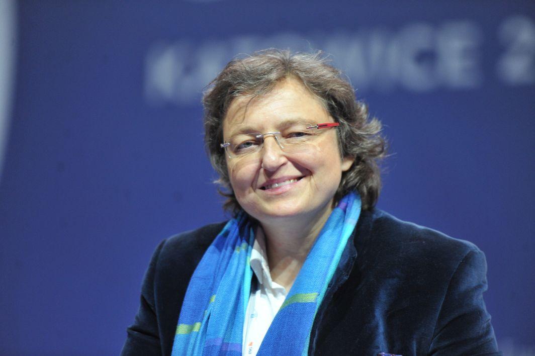 Małgorzata Bonikowska, prezes Thinktank i Centrum Stosunków Międzynarodowych (Fot.: PTWP)