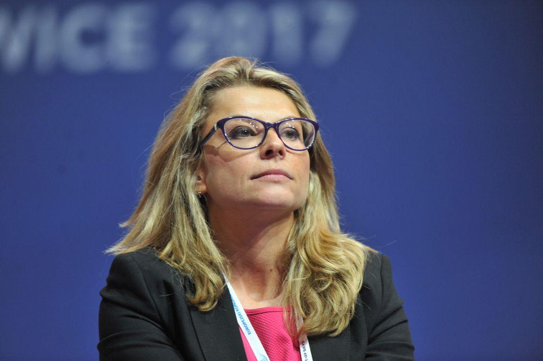Mariola Gromadzik, członek zarządu Haiz (Fot.: PTWP)