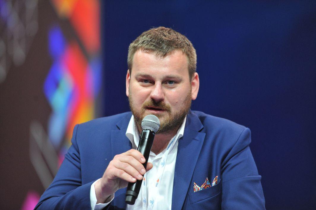 Marcin Fiedziukiewicz, dyrektor Job Square (Fot.: PTWP)