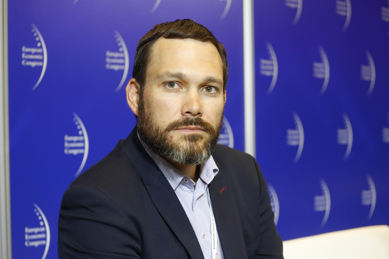 Grzegorz Ziółkowski, szef Grupy Podatkowej TVN uważa, że prawdopodobnie 8 maja w naszym kraju skończyło się doradztwo podatkowe. Fot. PTWP