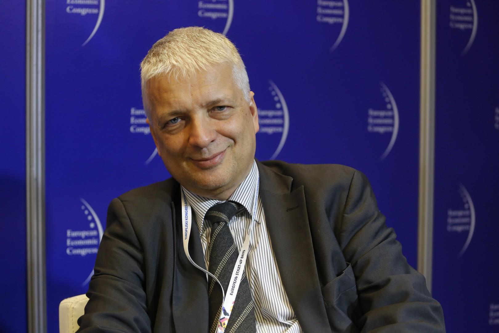 Robert Gwiazdowski z Centrum im. Adama Smitha przypomina, że 65 proc. polskiego PKB wytwarzają małe i średnie przedsiębiorstwa. Fot. PTWP