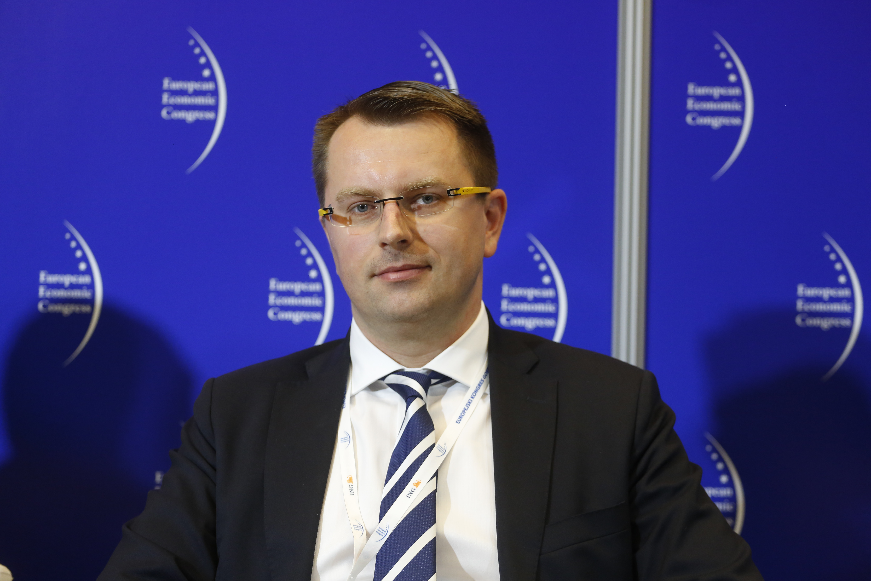 Mariusz Skrobiranda, dyrektor Centrum Zgodności Podatkowej Takeda SCE jest zdania, że kwestia jednolitych plików kontrolnych wkrótce zacznie się mocno upraszczać. Fot. PTWP