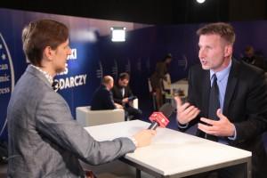 Tomasz Hanczarek, wiceprzewodniczący rady nadzorczej Work Service