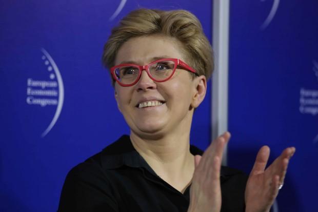 Aleksandra Klich, zastępca redaktora naczelnego Gazety Wyborczej (fot.PTWP)
