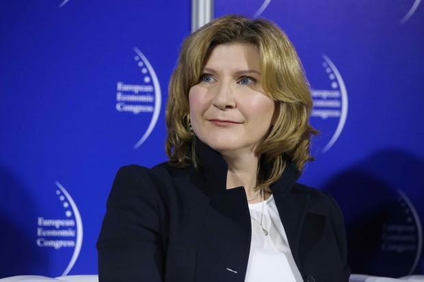 Dorota Strosznajder, dyrektor działu komunikacji korporacyjnej w Henkel Polska (fot.PTWP)
