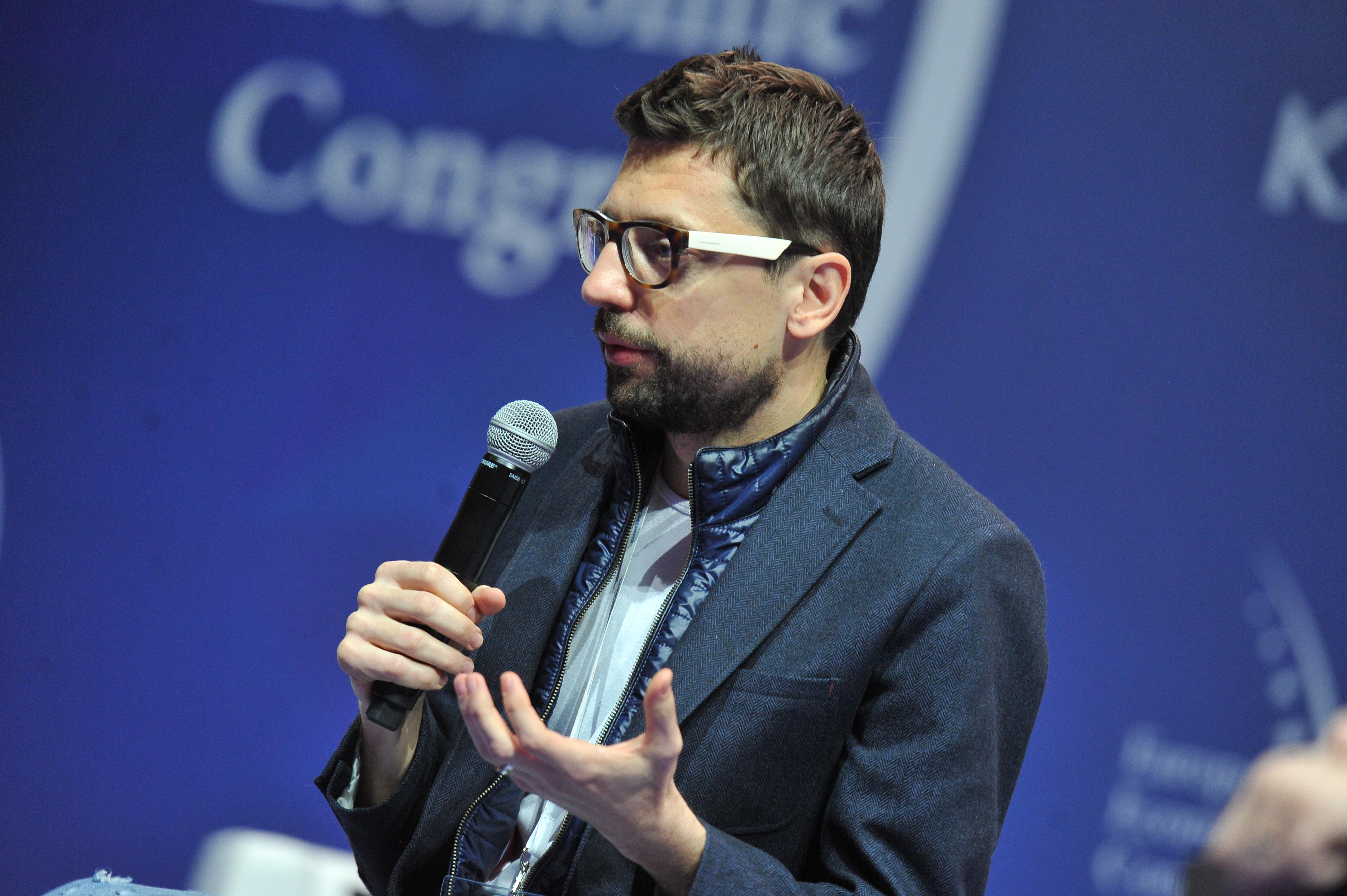 Dariusz Żuk, prezes Business Link Poland (Fot. PTWP)