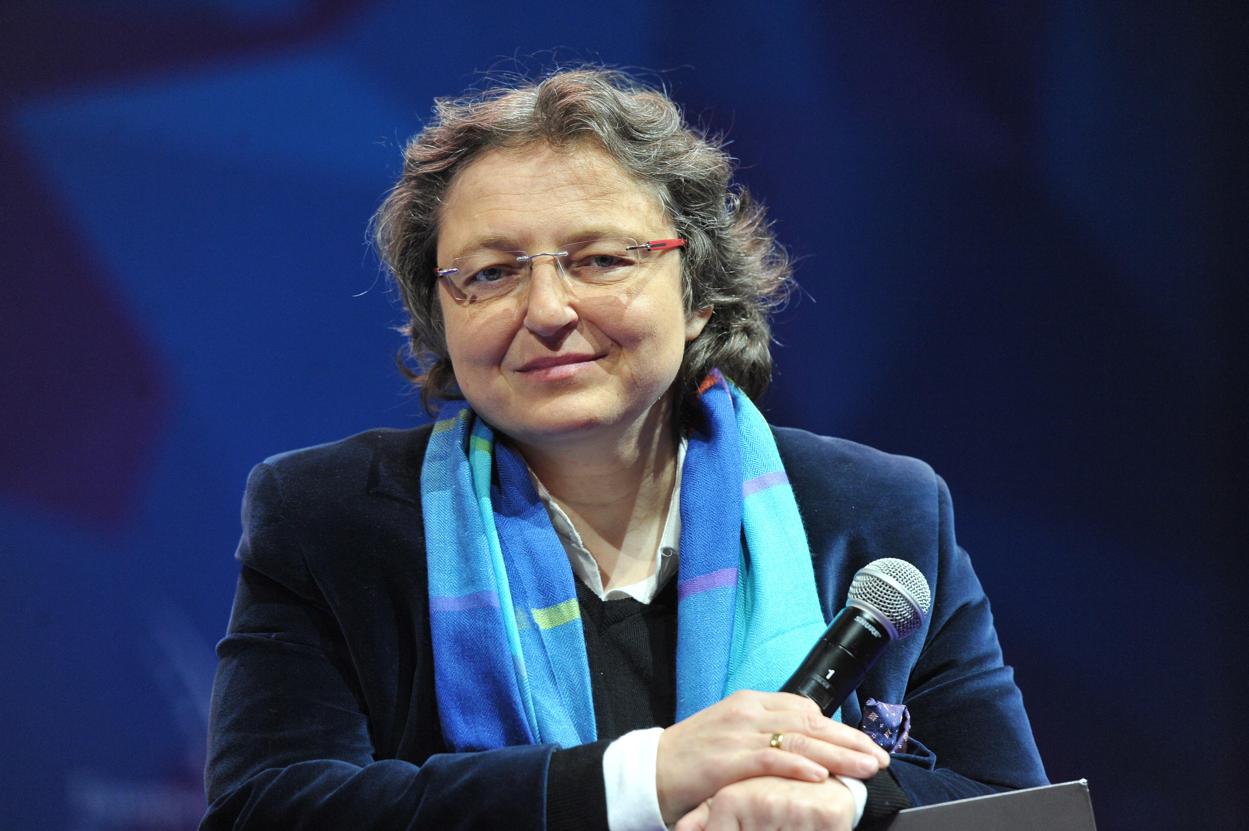 Małgorzata Bonikowska, prezes, ThinkTank i Centrum Stosunków Międzynarodowych (Fot. PTWP)