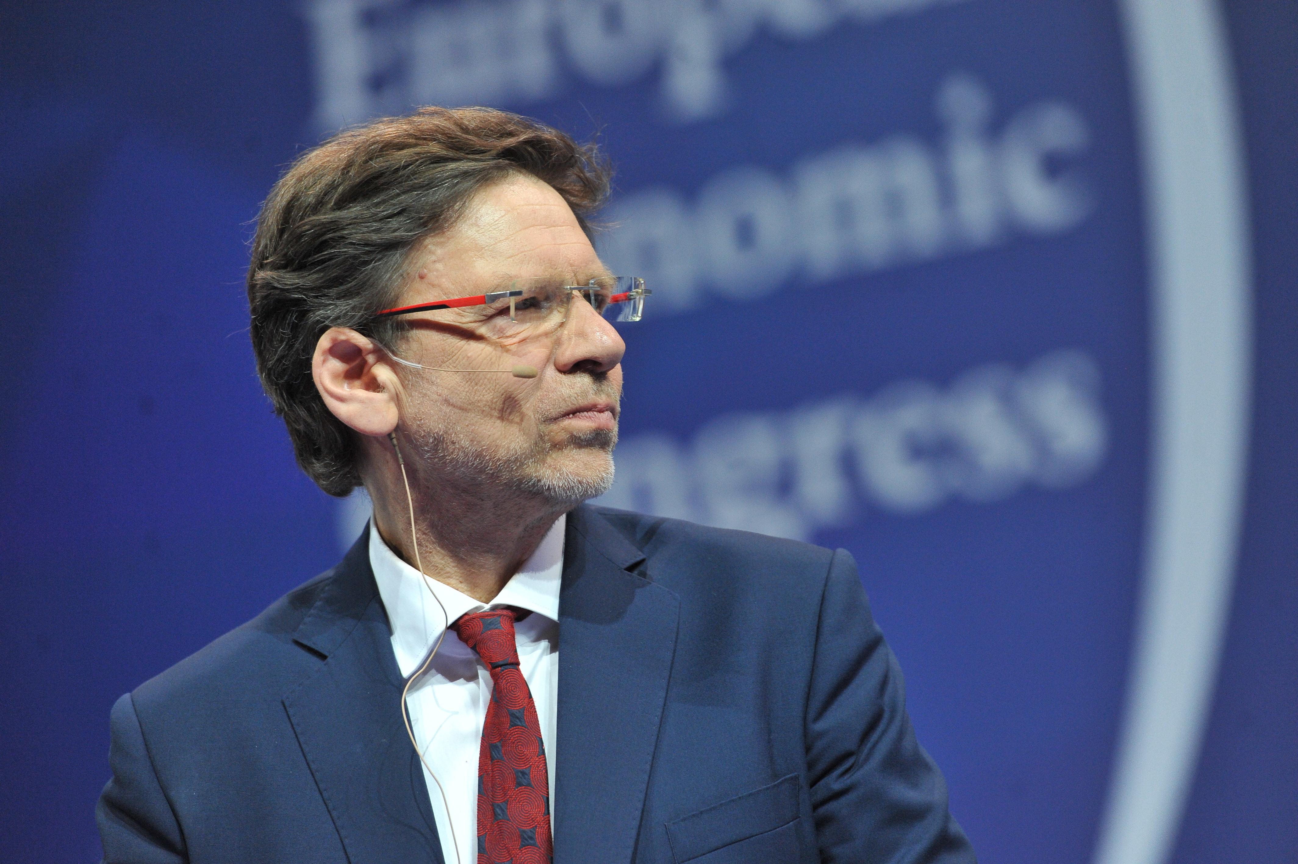 Jacek Santorski, psycholog biznesu (Fot. PTWP)