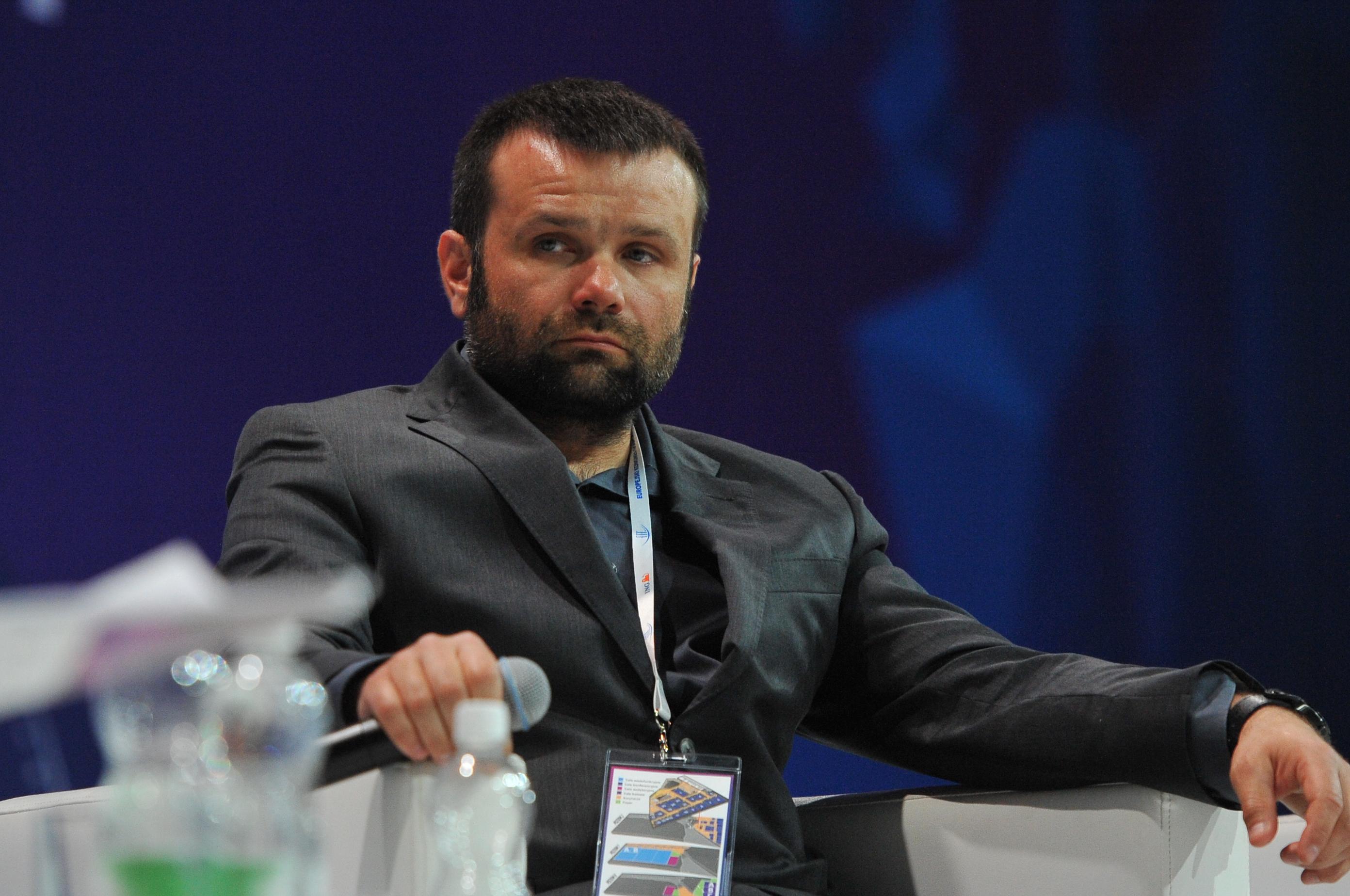 Wojciech Wolny, prezes Euvic (Fot. PTWP)