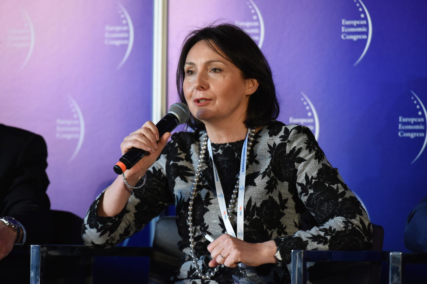 Małgorzata Jarczyk-Zuber, dyrektor Centrum Innowacji ING Banku Śląskiego (Fot.: PTWP)