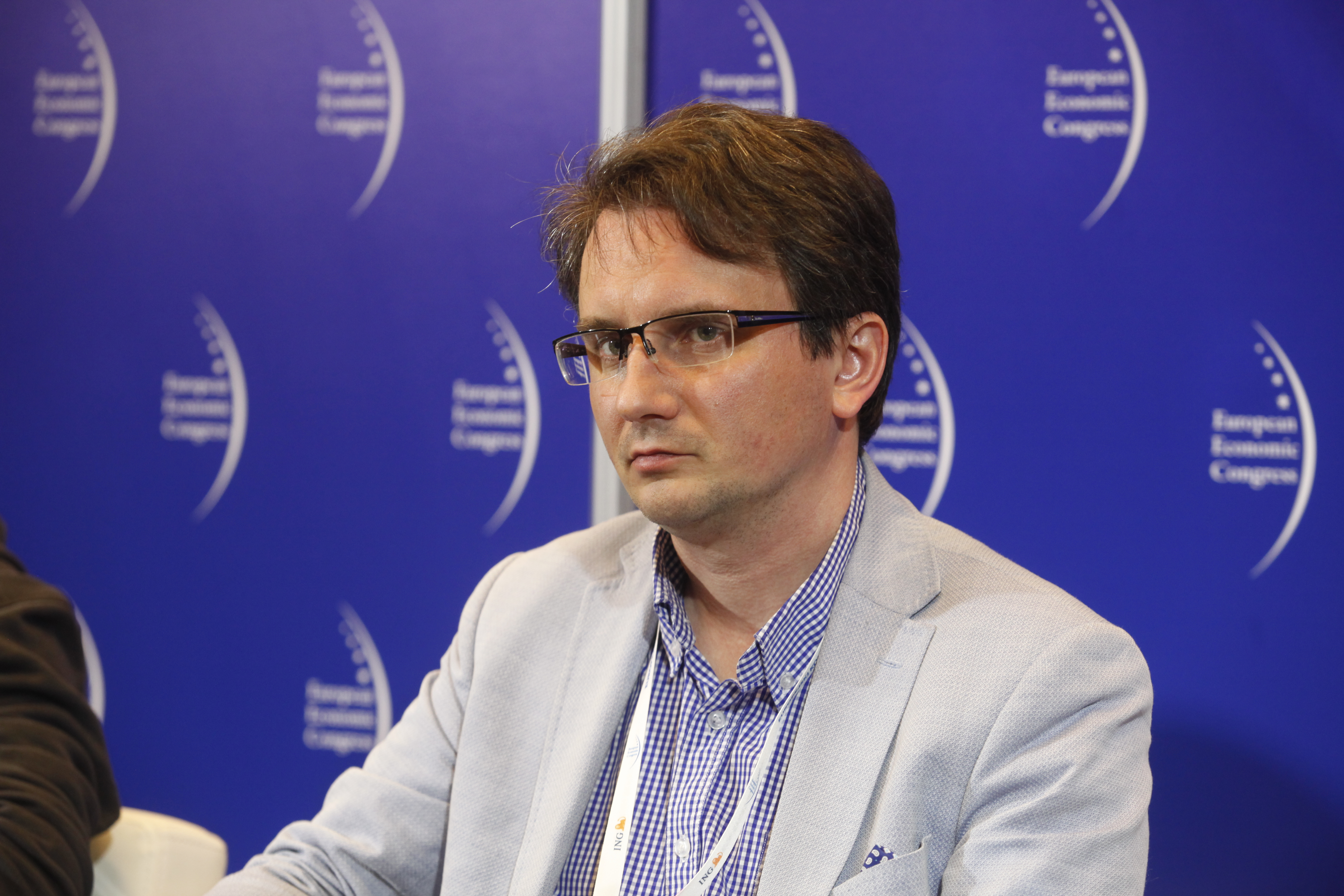 Widać potencjał branży w Polsce, porównując ją choćby do naszych południowych sąsiadów - mówi Remigiusz Kopoczek, prezes ARP Games. (fot. PTWP)