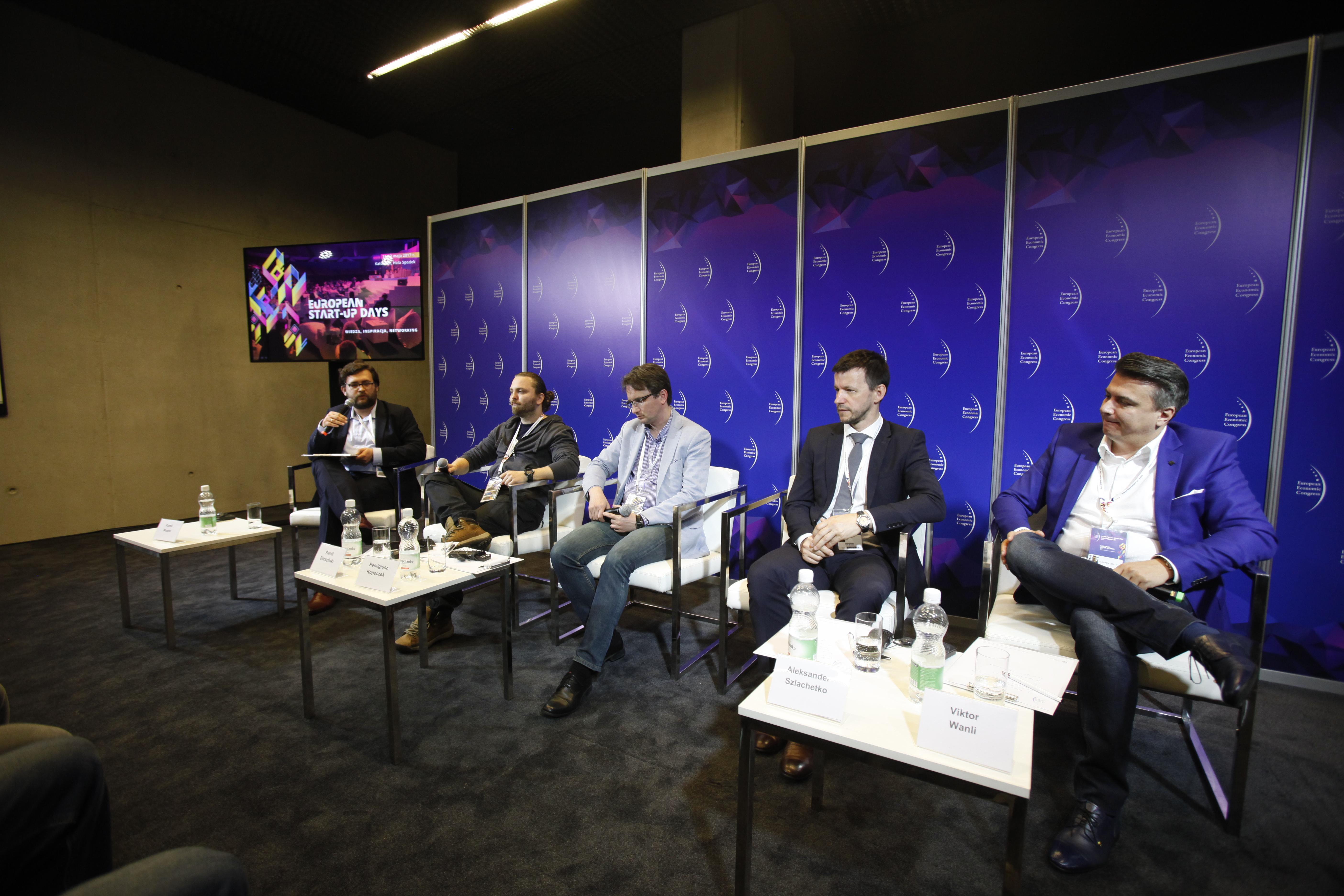 Dyskusja odbyła się na panelu