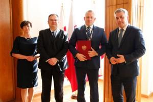 Michał Witkowski wiceprezesem Urzędu Lotnictwa Cywilnego