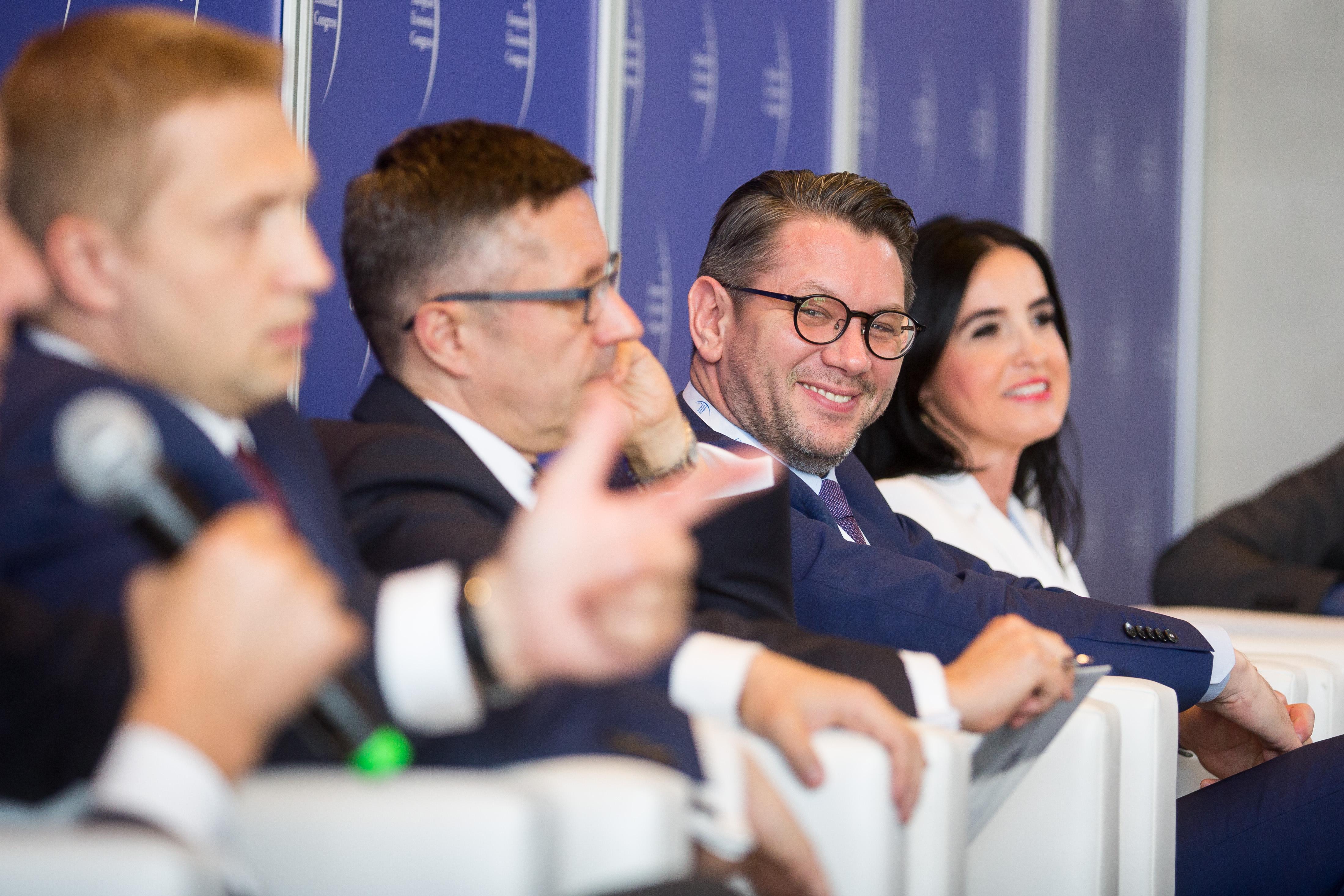 Grzegorz Sikorski, dyrektor Wojewódzkiego Urzędu Pracy w Katowicach (fot.PTWP)