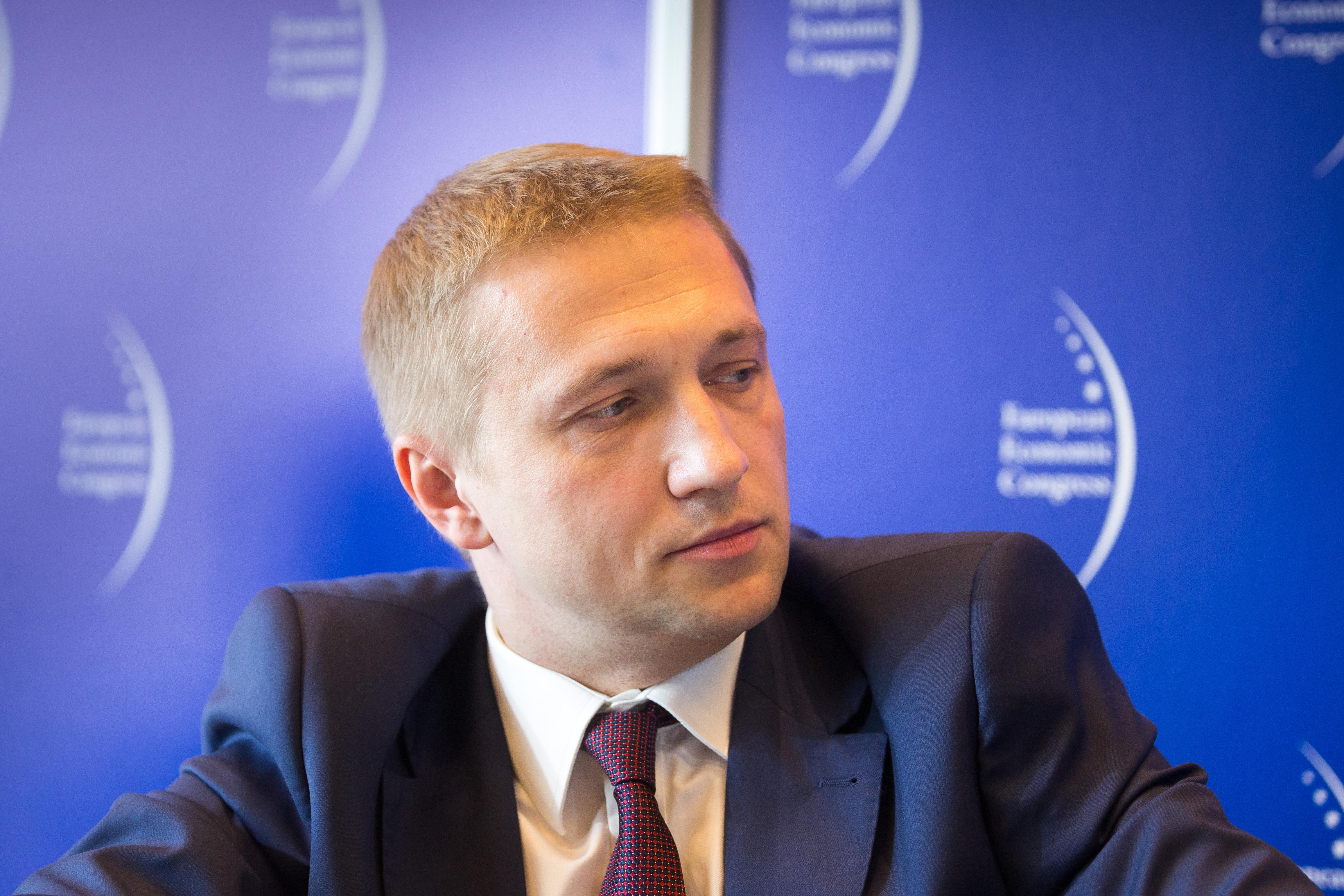 Paweł Vogtt, dyrektor Wydziału Bilansowania i Zarządzania Efektywnością Energetyki w PKN Orlen (fot.PTWP)