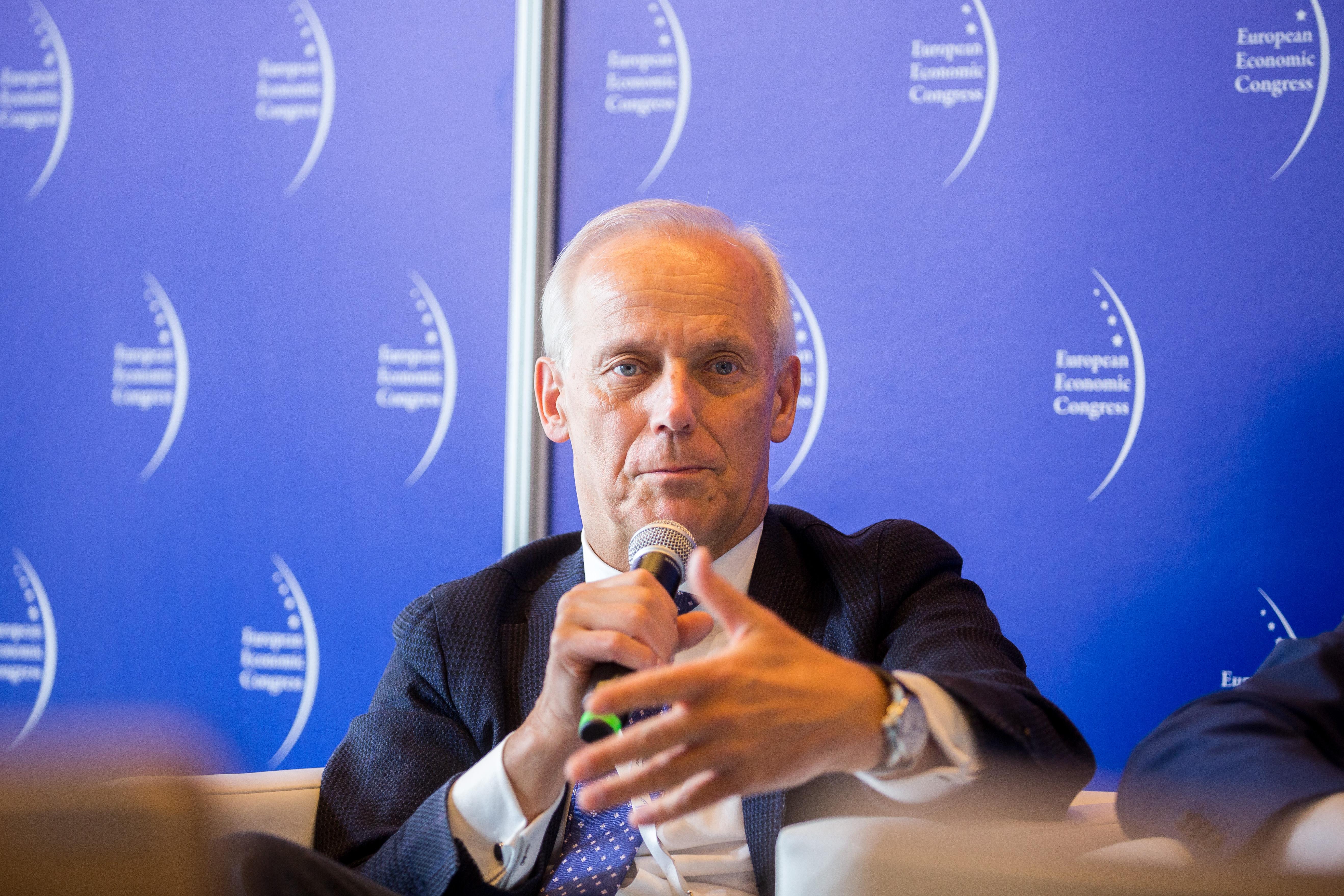 Piotr Wojaczek, prezes Katowickiej Specjalnej Strefy Ekonomicznej (fot.PTWP)