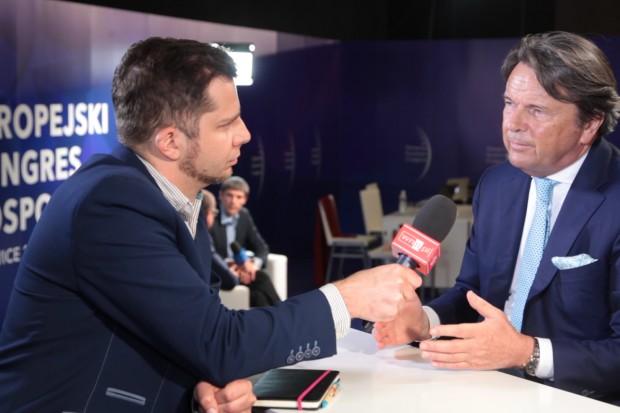 Miliarder Zbigniew Jakubas ma dość kultu celebrytów: Piłkarze zarabiają 100 tys., chirurdzy 20 tys.? To mi się nie podoba