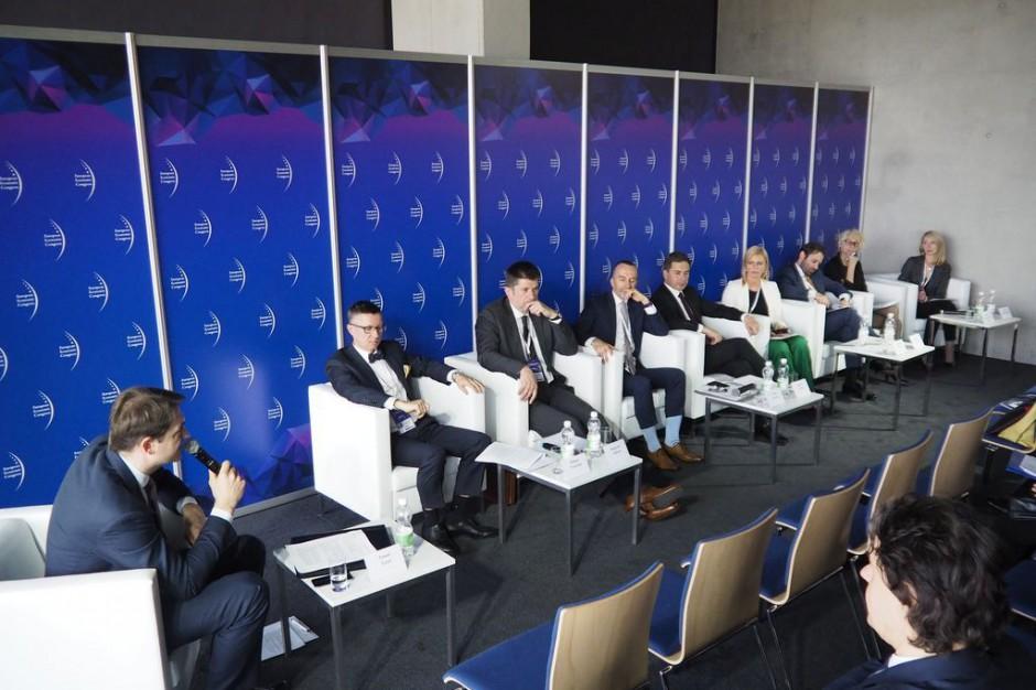 Sesja 'Przyszłośc sektora BPO/ssc w Polsce i w Europie (fot.PTWP)