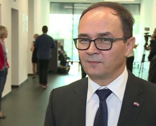 Marek Szymański, prezes Polsko-Szwajcarskiej Izby Gospodarczej (fot.newseria)