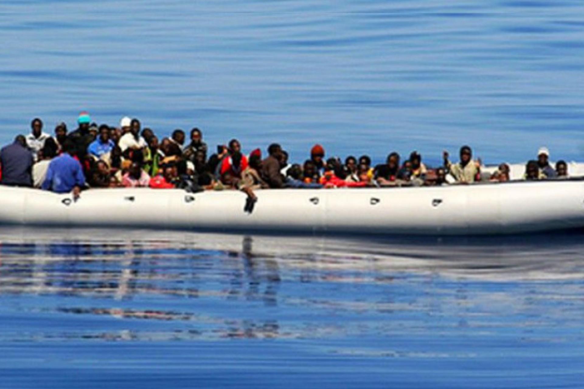 Uratowano około 2300 migrantów
