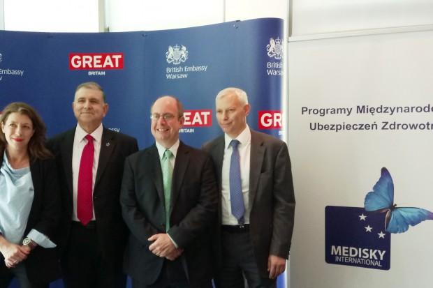 MediSky International wkracza do Polski