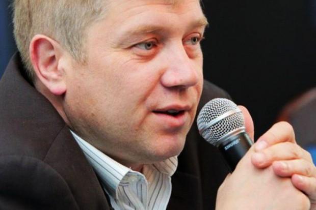 Cezary Kaźmierczak: Prace rosną i rosnąć będą