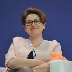 Patrycja Klarecka, prezes Polskiej Agencji Rozwoju Przedsiębiorczości