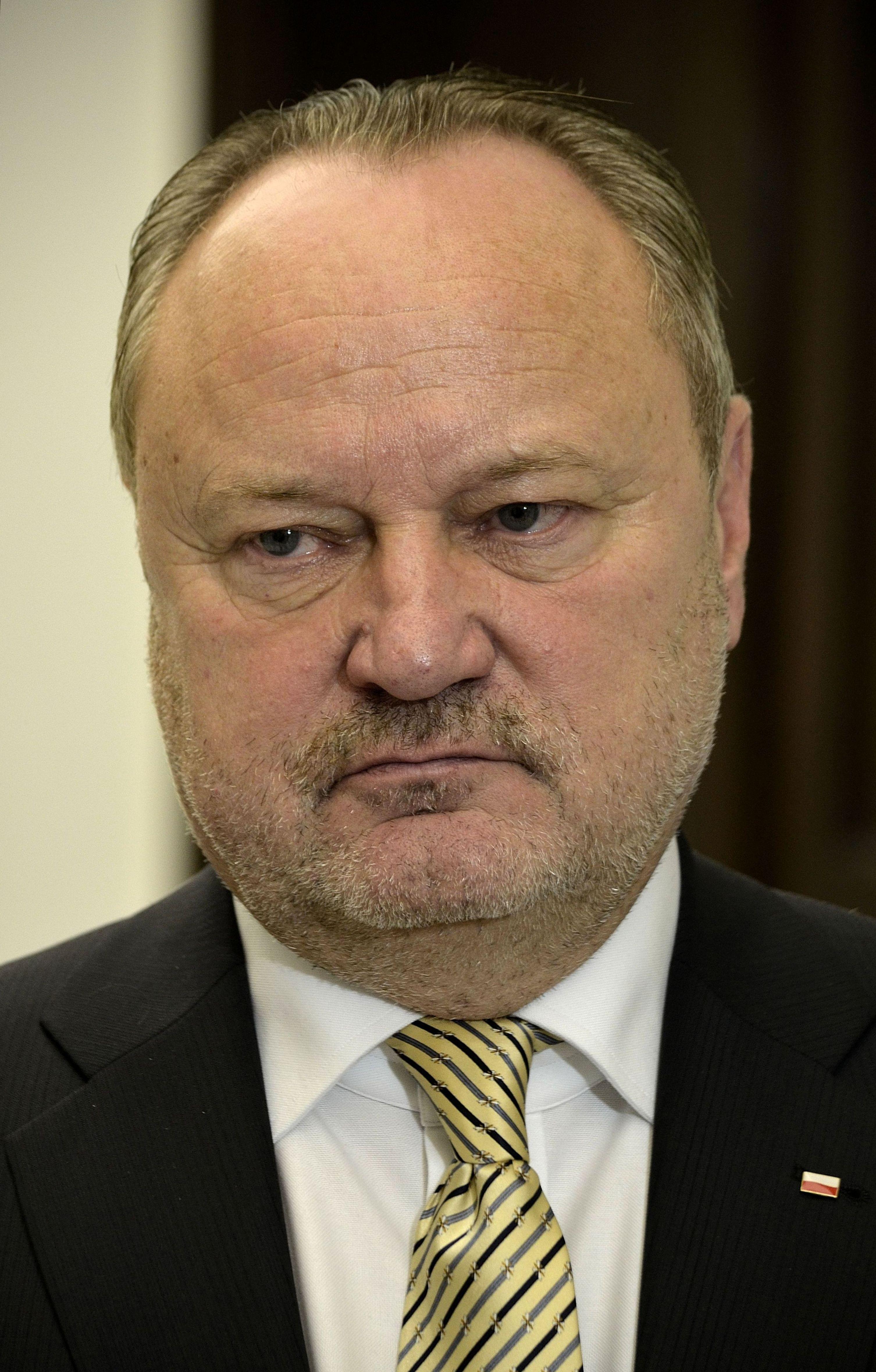 Polski wzrost ciągnie konsumpcja, spożycie, wydatki gospodarstw domowych. I to jest na pewno pośrednio efekt Programu 500 plus - mówi Szewczak (Janusz Szewczak, fot.wikipedia.org/Adrian Grycuk)