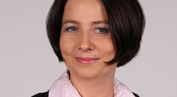 Agnieszka Grzegorczyk, dyrektor zarządzająca pionem kapitału ludzkiego w Poczcie Polskiej.