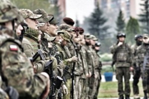 Łapówki przy przyjmowaniu do służby w wojsku?