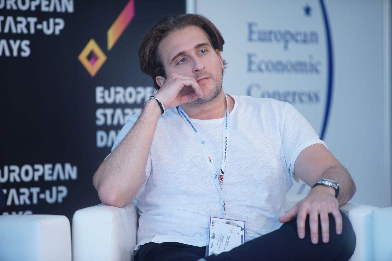 Mateusz Krogulec, właściciel DDOB (Fot. PTWP)