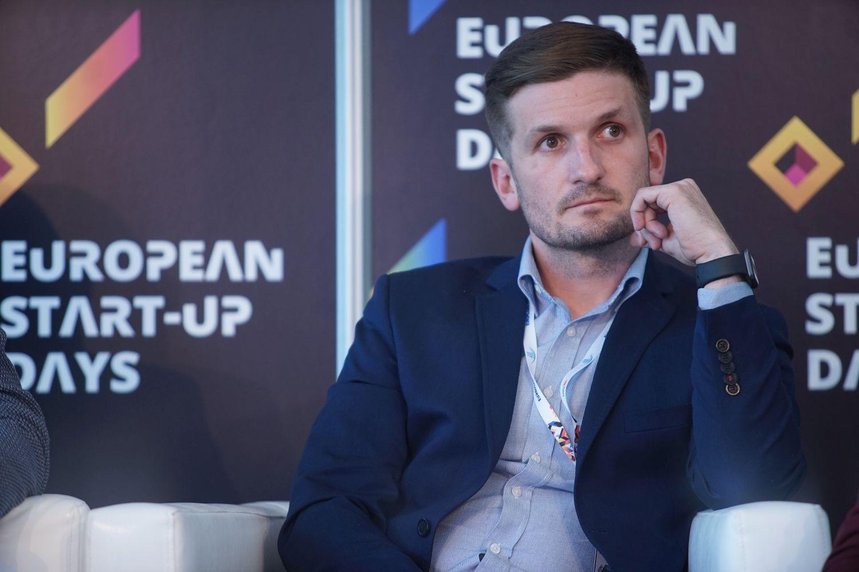 Maciej Piwko, prezes i współzałożyciel Everytap (Fot. PTWP)