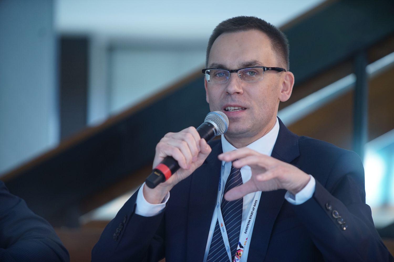 jciech Kuśpik, prezes PTWP, Inicjator Europejskiego Kongresu Gospodarczego (Fot. PTWP)