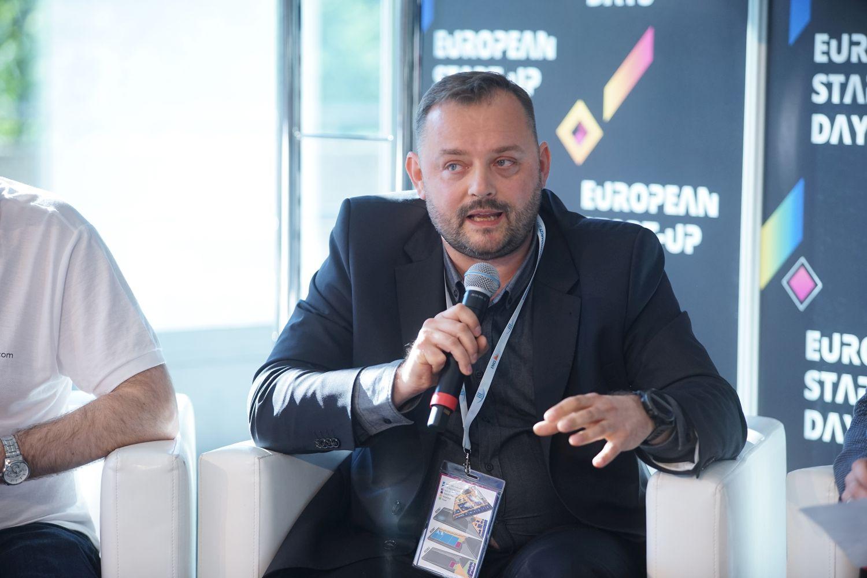 Rafał Pikiewicz, dyrektor zarządzający Turtle Entertainment Poland (Fot. PTWP)