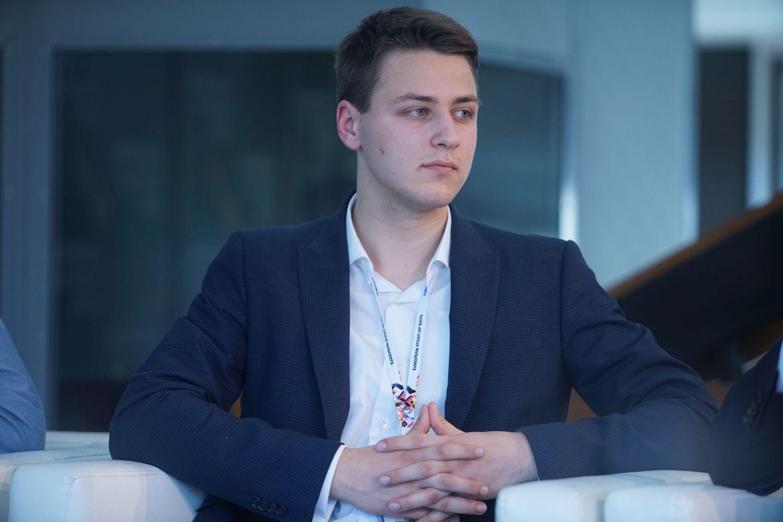 Yevgenii Podgaietskyi, założyciel Wooddy (Fot. PTWP)