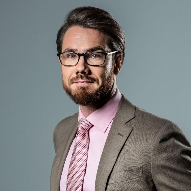 Mateusz Grzesiak, psycholog, trener, doradca biznesowy