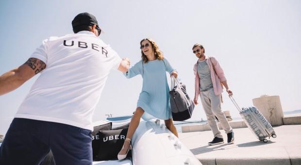 Uber wypływa na szerokie wody. Wynajmie łódki
