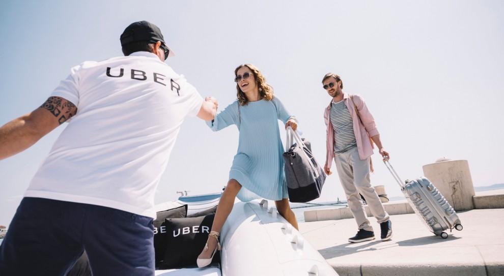 Uberboat, wynajem łodzi: Uber w Chorwacji zaczyna pływać