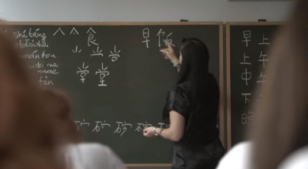 W Świętochłowicach uczą... chińskiego
