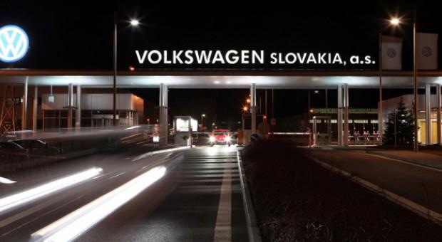 Strajkuje aż 70 proc. załogi Volkswagena