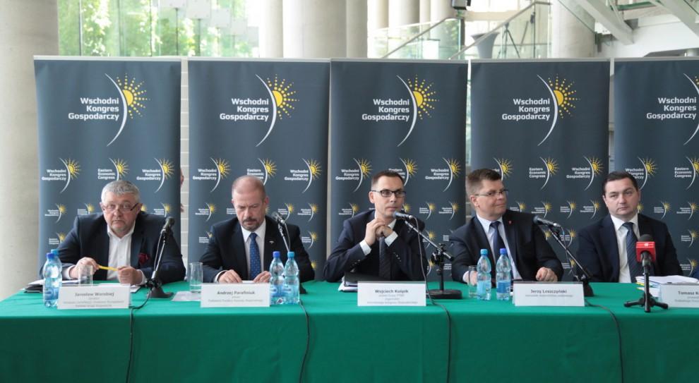 IV Wschodni Kongres Gospodarczy. Już za trzy miesiące poznamy TOP Pracodawców Polski Wschodniej